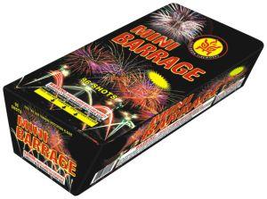 96s Mini Barrage 1.4G Consumer Fireworks (KL0496)