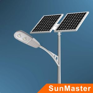 Eco-Friendly 10m High Pole 120W Solar Pathway Lights pictures & photos
