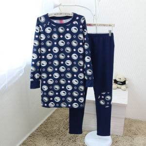 100% Polyester Good Quality Micro Polar Fleece Sleepwear Set