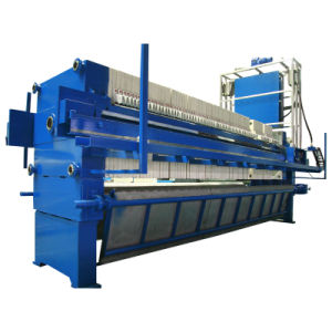 1500 Series Automatic Filter Press with Automatic Washing Device (XZG200-500/1500-U)