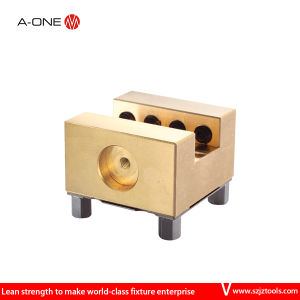 EDM Copper Clamping Electrode Holder (uniholder) for EDM Die Sinking pictures & photos