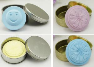 Metal Tin Case for Solid Perfume (FV-041210) pictures & photos