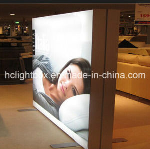 Frameless LED Light Box Fabric Light Box Textile Light Box pictures & photos