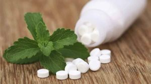High Purity Natural Sweetener Stevia Extract Effervescent Tablets pictures & photos
