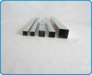 Stainless Steel Square Tubes for Stair Railing