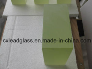 Nuclear Medical X-ray Radiation Protection Lead Glass pictures & photos