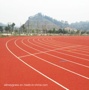 13mm Standard Tpye SBR Rubber Granules Athletic Running Track pictures & photos