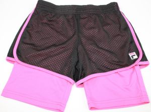 Girl Performa Bicycle Short Make of 100%Polyester pictures & photos