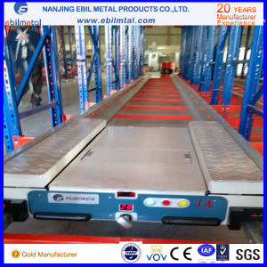 Pallet Runner for Radio Shuttle Racking 2015 Hot Selling Products pictures & photos