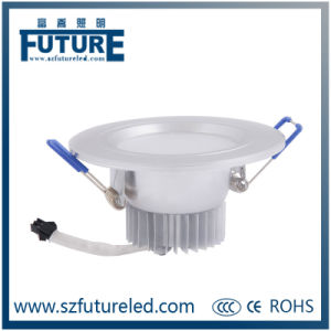 Aluminum Housing 3W-15W LED Ceiling Downlight pictures & photos