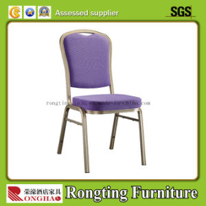 High Quality Hotel Banquet Steel Aluminium Chair (RH-55001)