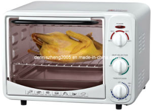 Electric Countertop Oven/Broiler, with 18L Capacity