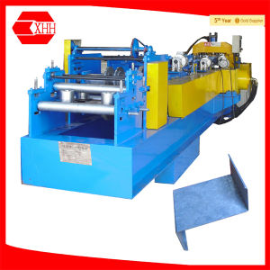 Galvanized Steel Z Purlin Machine with Pre-Punching and Pre-Cutting Z120-300 pictures & photos