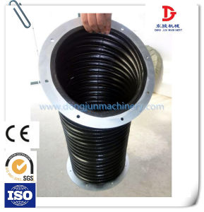 Round Type Flexible Accordion Bellow Covers