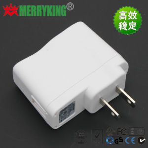 5V500mA AC/DC Adapter 2.5W White USB Charger, Power Adapter with UL Cert pictures & photos