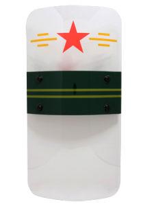 Fbp-Tl-Kl-07 Rectangle Riot PC Shield pictures & photos