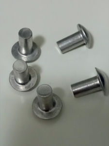 OEM Zinc Plated Aluminum Alloy Nail From Cheap Price pictures & photos