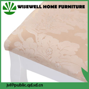 Home Decor Dressing Table Stool for Bedroom Furniture (W-HY-079) pictures & photos