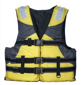 Hot Sale Sports Marine Life Jacket with Price, Foam Life Vest pictures & photos