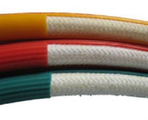 Colorful Rubber Single Line Acetylene Welding Hose/Pipe pictures & photos