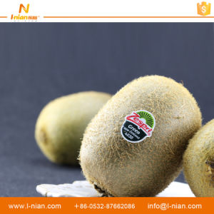 Fruit and Vegetable Self Adhesive Sticker Label