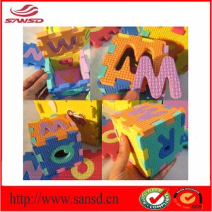 ABC EVA Puzzle Mat Interlocking Baby Playing with Edges pictures & photos