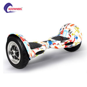 10 Inch 1000W Power and 40-60km Range Per Charge Hoverboard Self Balancing Scooter pictures & photos