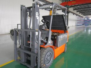 Electric Forklift (1 to 4 ton) pictures & photos