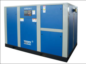 Direct Driven Rotary/Screw Air Compressor (SCR270II Series) pictures & photos