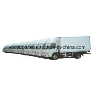 Bright Appearance FRP Dry Cargo Truck Body pictures & photos