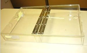Transparent PMMA with All Kinds of Sizes pictures & photos