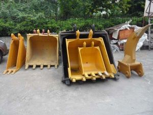 Excavator Digging Bucket Construction Machinery Part pictures & photos
