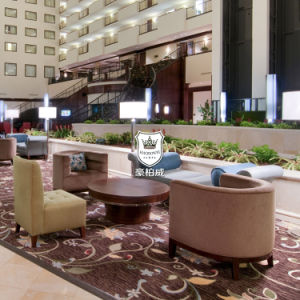Best Western Hotel Colorful Modern Lobby Sofa Design pictures & photos