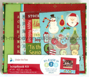 "Unique DIY Paper Crafts 6""X6"" Scrapbook Kit pictures & photos"