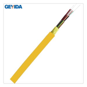 12 Core Indoor Distribution Fiber Optic Cable with PVC pictures & photos
