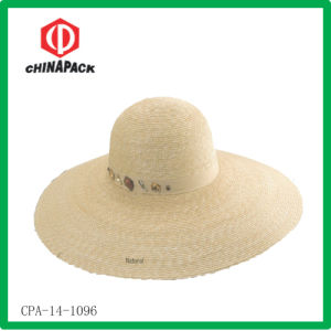 Wide Brim Hat (CPA-14-1096) pictures & photos