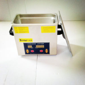 Dental Ultrasonic Cleaner with 3 Liters (TSX-120ST) pictures & photos