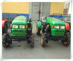 Made in China Huaxia 240d 24HP 4WD Tractor pictures & photos