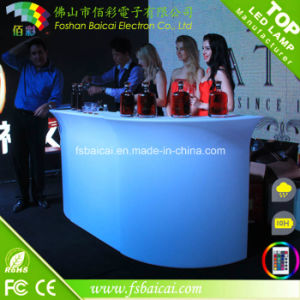 LED Bar Table/ LED Bar Counter/LED Bar Furniture pictures & photos