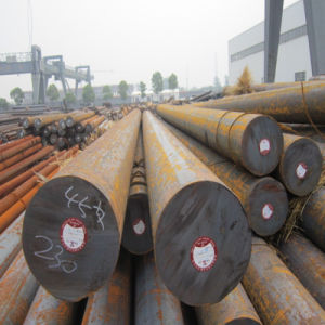 Mild Carbon Round Steel for Making Seamless Pipe pictures & photos
