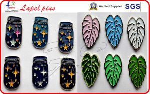 New LED Light Lapel Pin/Badge pictures & photos
