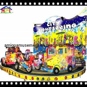 Amusement Park Ride 2017 Kids Car with 8 Seats pictures & photos