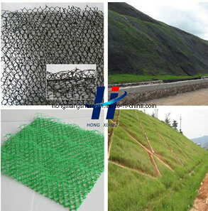 Three -Dimensional Geomat of Erosion Control Mat Polypropylene pictures & photos