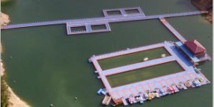 Plastic Float Swimming Pool