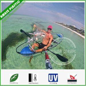 Amuse Professional Recreational Kayak Suppler Sit in Ocean Kayak Fishing Boat pictures & photos