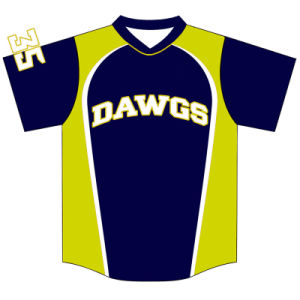 Customized Mens Full Sublimation Baseball Uniform with Your Logo pictures & photos