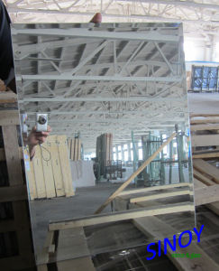 Frameless Bathroom Mirror Glass with Polished Edge, OEM/ODM Service Available pictures & photos