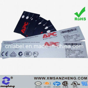 Glossy Clear 3m Adhesive Scratch Resistant Colorful Electronic Equipment Panels pictures & photos