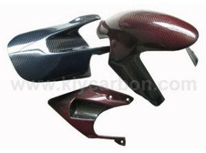 Color Carbon Fiber for Ducati Parts pictures & photos