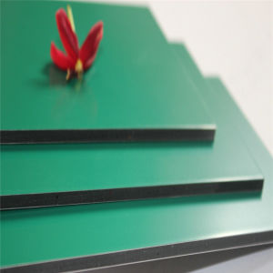 Guangzhou Hot Sale PVDF ACP Sheet for Wall Cladding pictures & photos